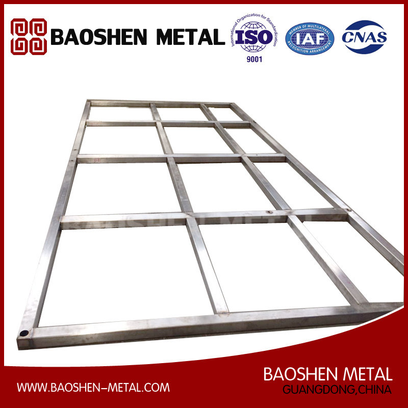 Customized Stainless Steel Equipment Sheet Metal Forming Fabrication Machinery Parts pictures & photos