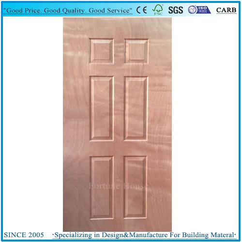 Horizontal and Vertical Okoume Veneer Molded Door Skin Plywood  sc 1 st  Fortune House Building Material Limited & China Horizontal and Vertical Okoume Veneer Molded Door Skin Plywood ...