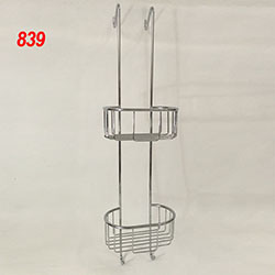 Bb 8839 Stainless Steel Shower Basket Shower Caddy Bath Basket