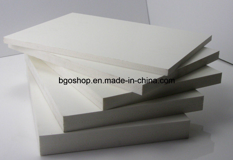 Digital Printing Materials, White PVC Foam Board