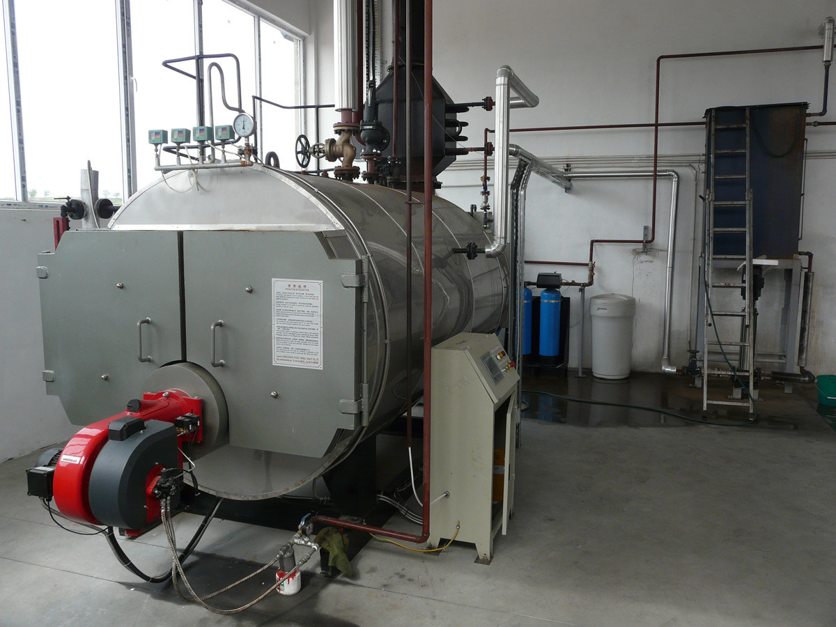 Chinese Industrial Steam Boiler with ASME Specification Photos ...