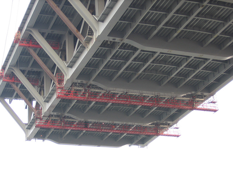 28m Bridge Suspended Work Platform
