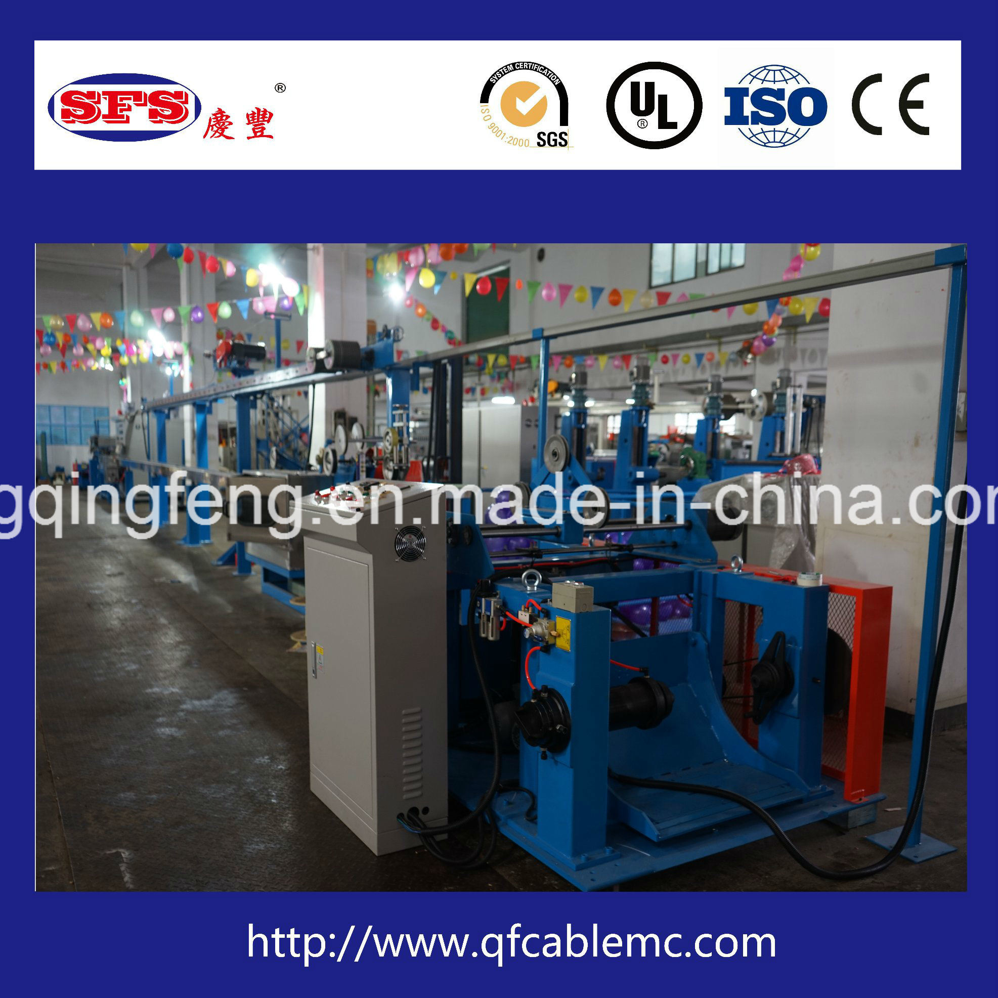 China Teflon Wire Cable Extrusion Machine Line Extruder Production ...