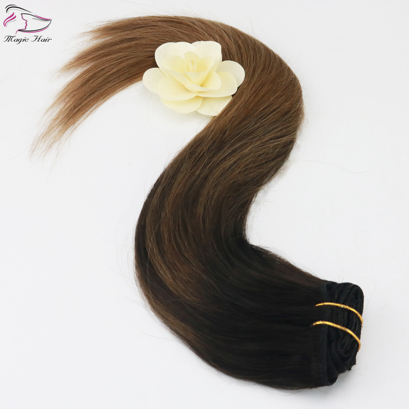 China Tangle Free 100 Natural Brazilian Human Hair Balayage 26