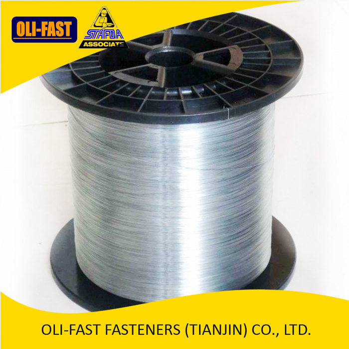 China 22 Gauge Galvanized Stitching Wire 10 Lbs for Bookbinding and ...