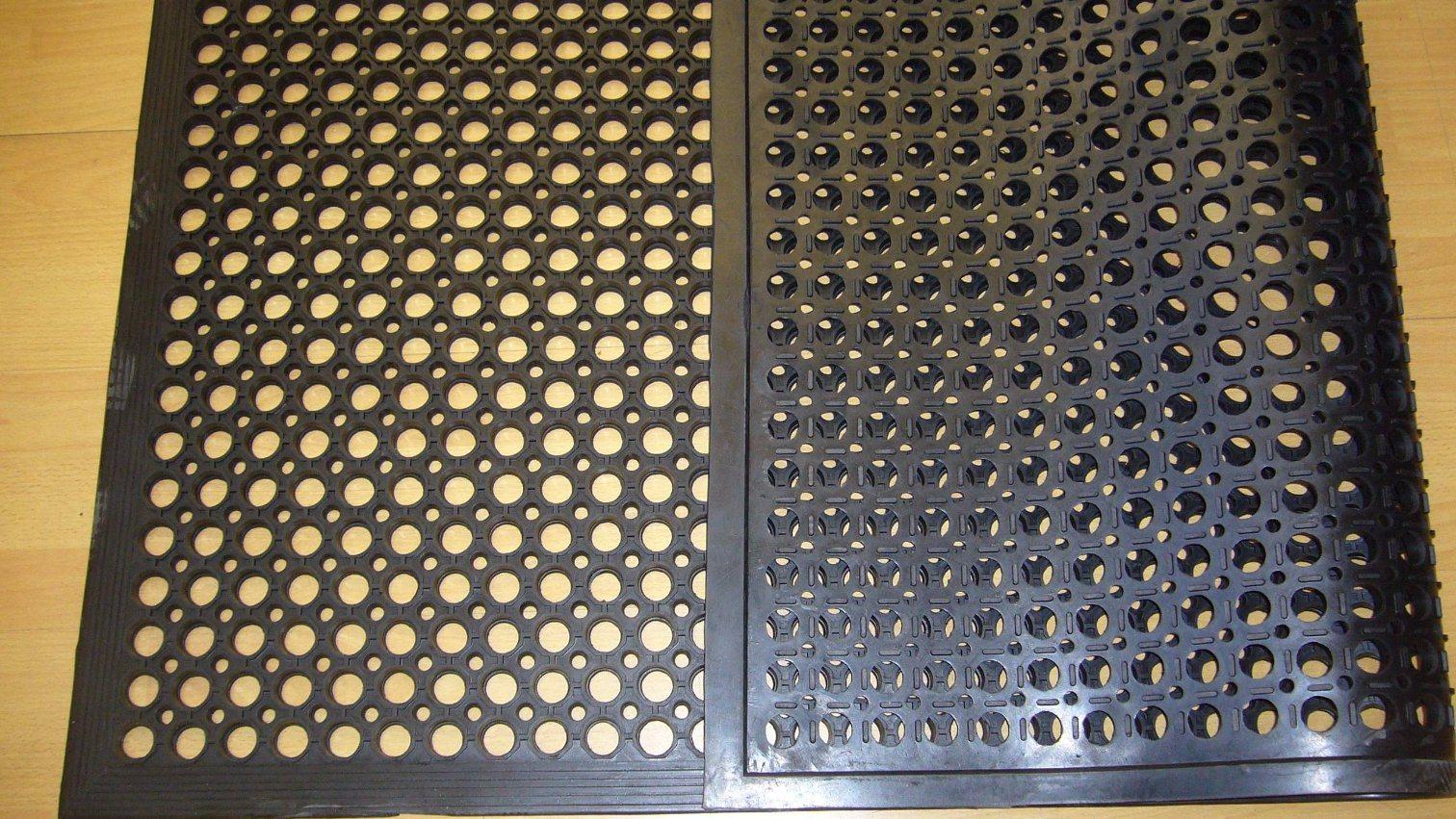 dek cactus dri mat tiles drainage floor x inch mats vinyl blue pbt pool rubber interlocking