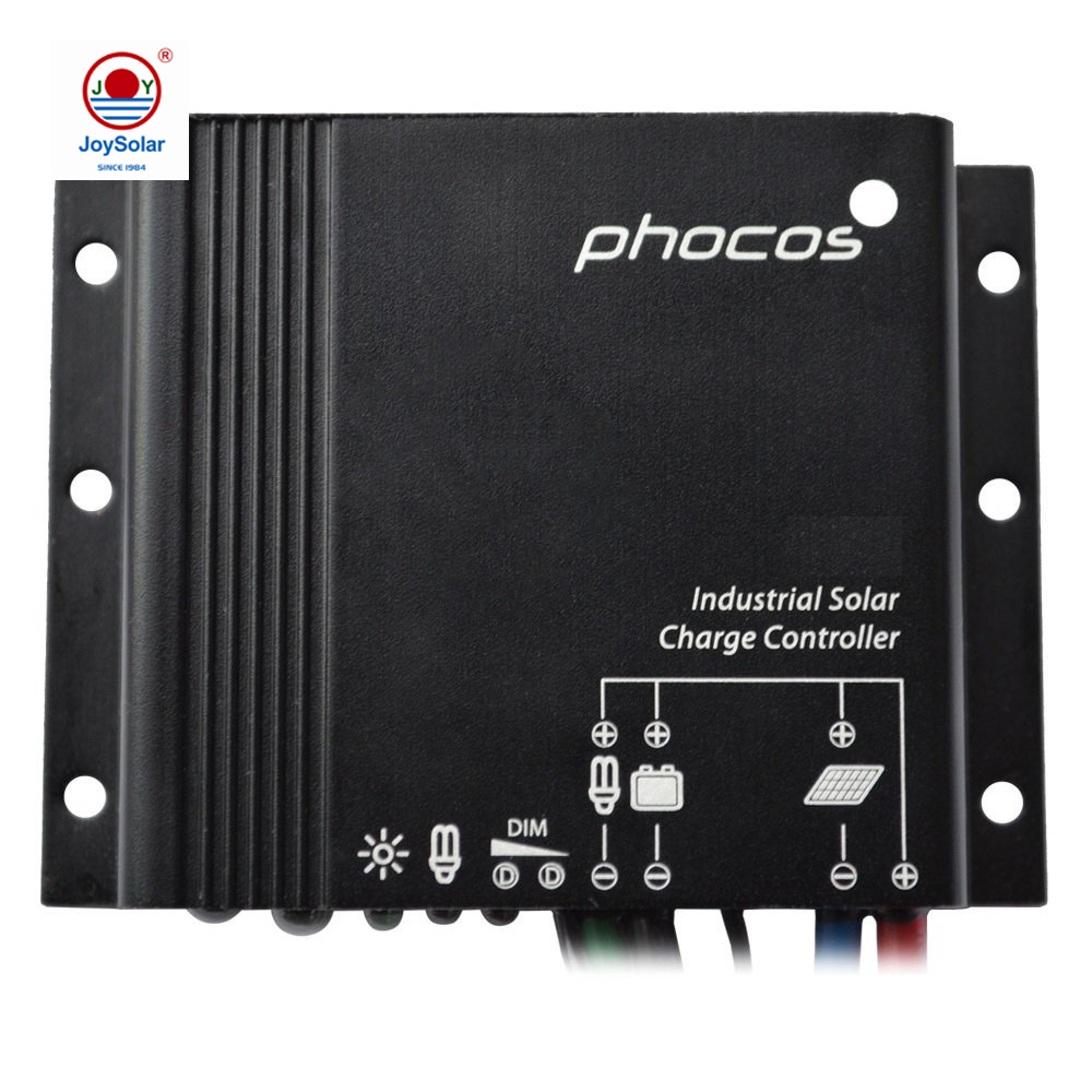 Example Standard Pv Solar Diagram With Phocos Pwm Charge