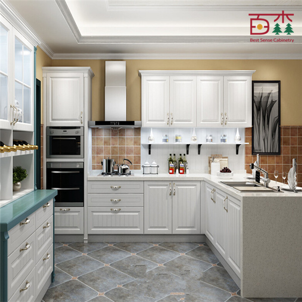 China Modern Uk Pvc Modular Small I Shaped Kitchen Designs China Furniture Modern Kitchen Cabinet