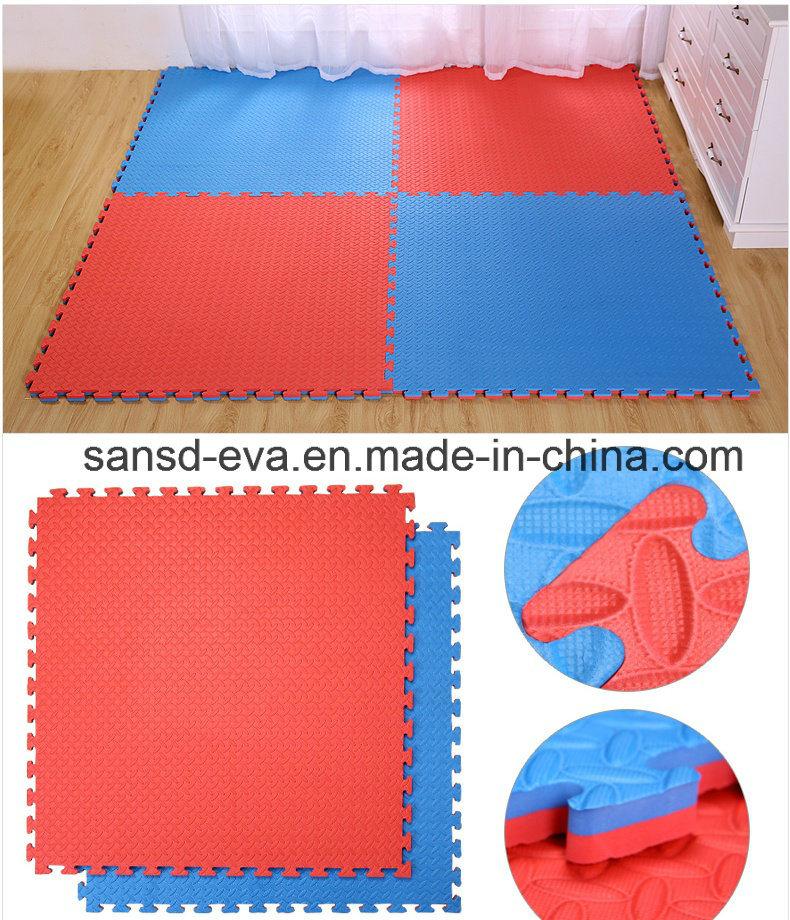 Puzzle Taekwondo Karata Tatami Mat Judo