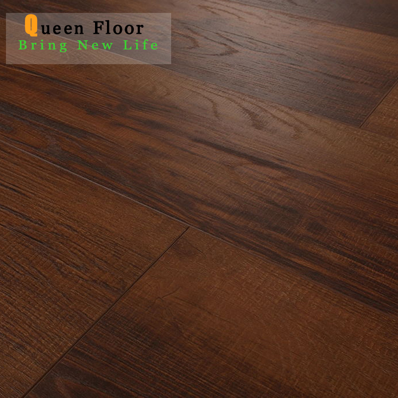 China Waterproof Wax Sealing Click Lock Easy Installation Wood Laminate Flooring Photos Pictures Made In China Com