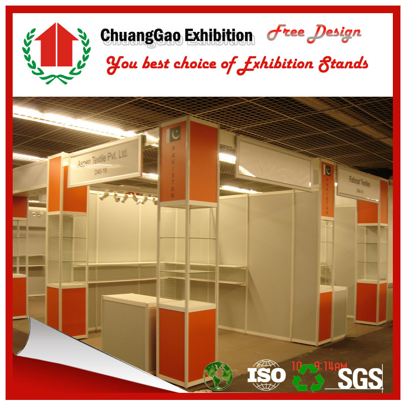 Standard Exhibition Booth for Modular Display Stand