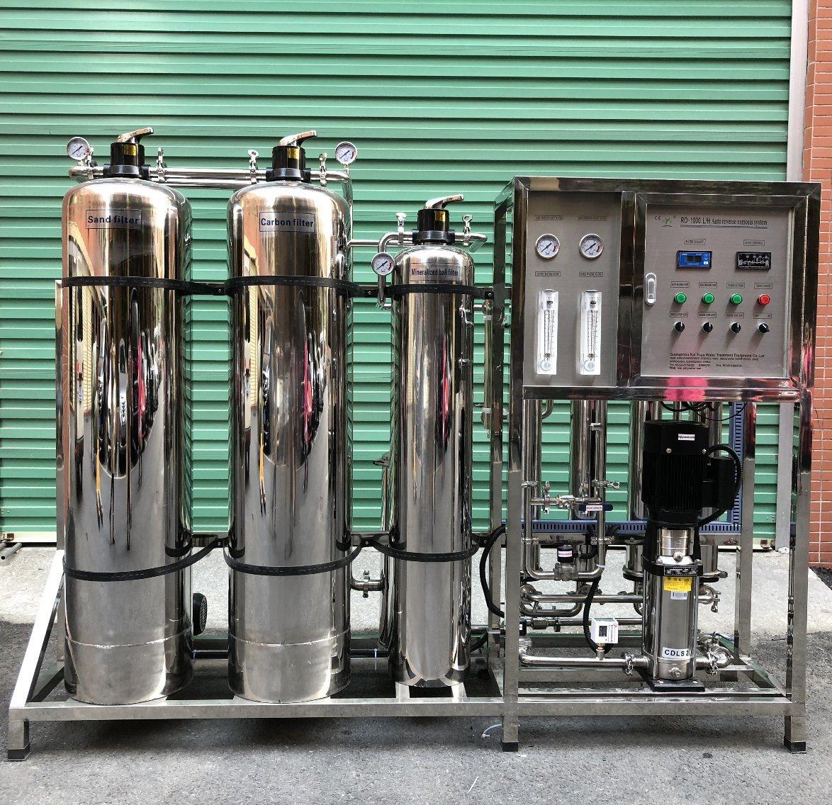 China Hot Sale Water Purifier Machine Price 1000 Lph RO System Equipment  Machine - China Water Rerverse Osimosis System, Water Treatment