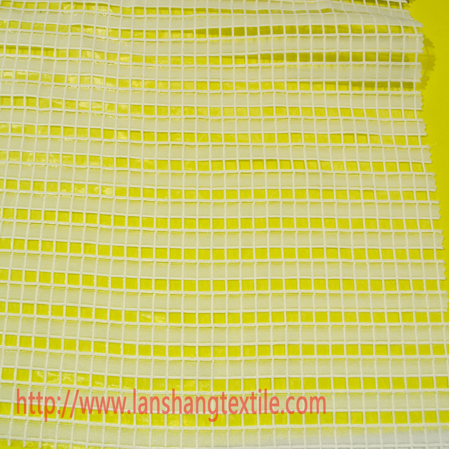 Polyester Fabric Dyed Jacquard Fabric Lattice Fabric Chemical Fabric for Garment Dress Curtain pictures & photos