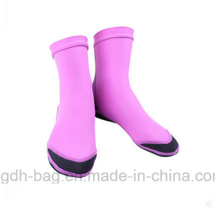 Colorful Neoprene Waterproof Swimming Surfing Diving Socks