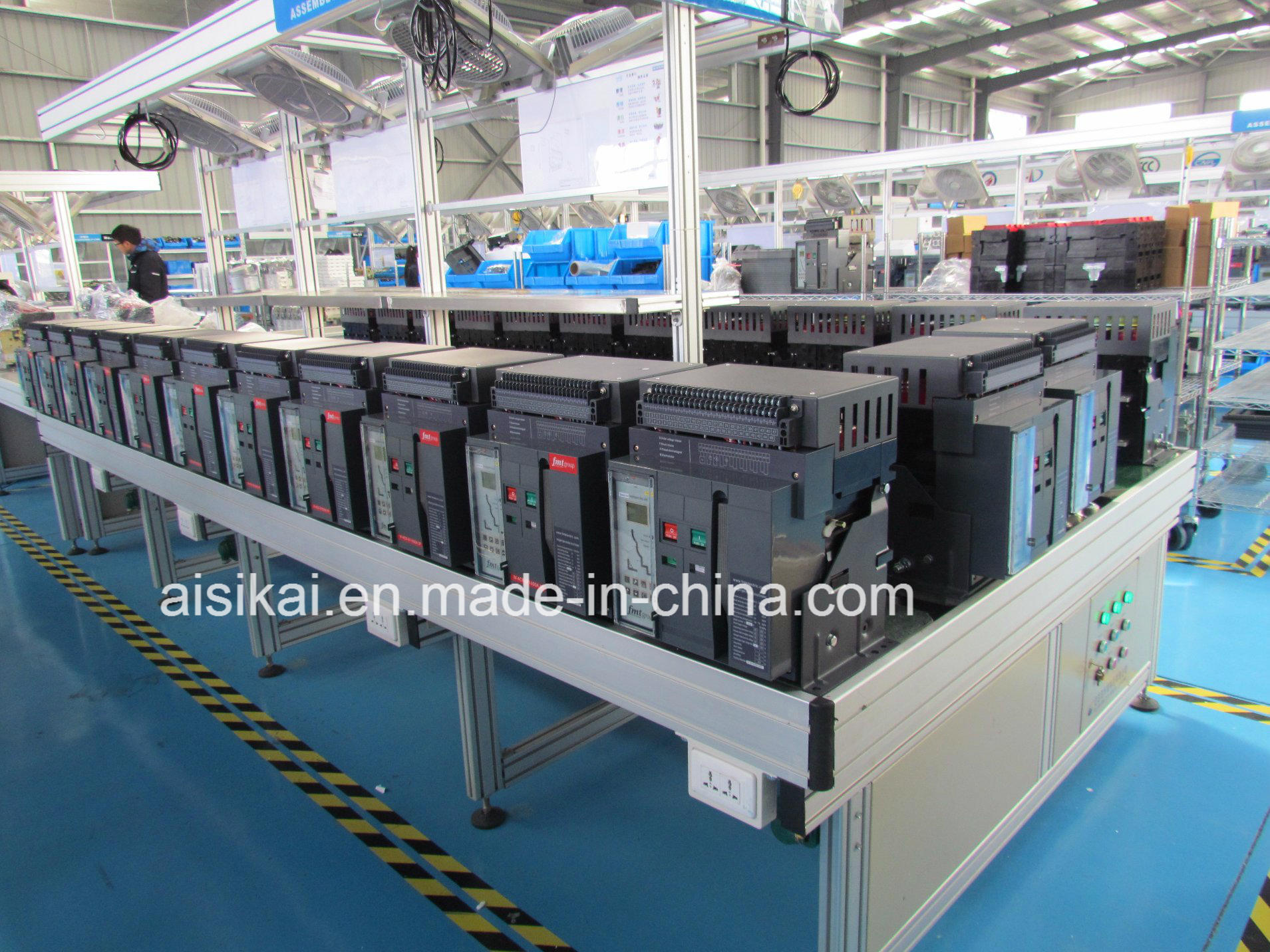 China Askw1 1000a 3p Fixed Typedrawer Type Circuit Breaker For Generator Set And Cabinet