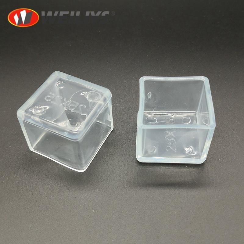 China Plastic Furniture Chair Leg Tips Caps Pvc Feet Floor