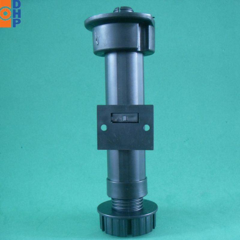 HJF-150b Cabinet Leg Set for 150mm Plinth Height, Expanding Doewl Fixing