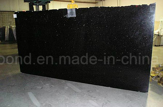 Black Galaxy Granite Honeycomb Panel & Composite Sandwich Panel pictures & photos