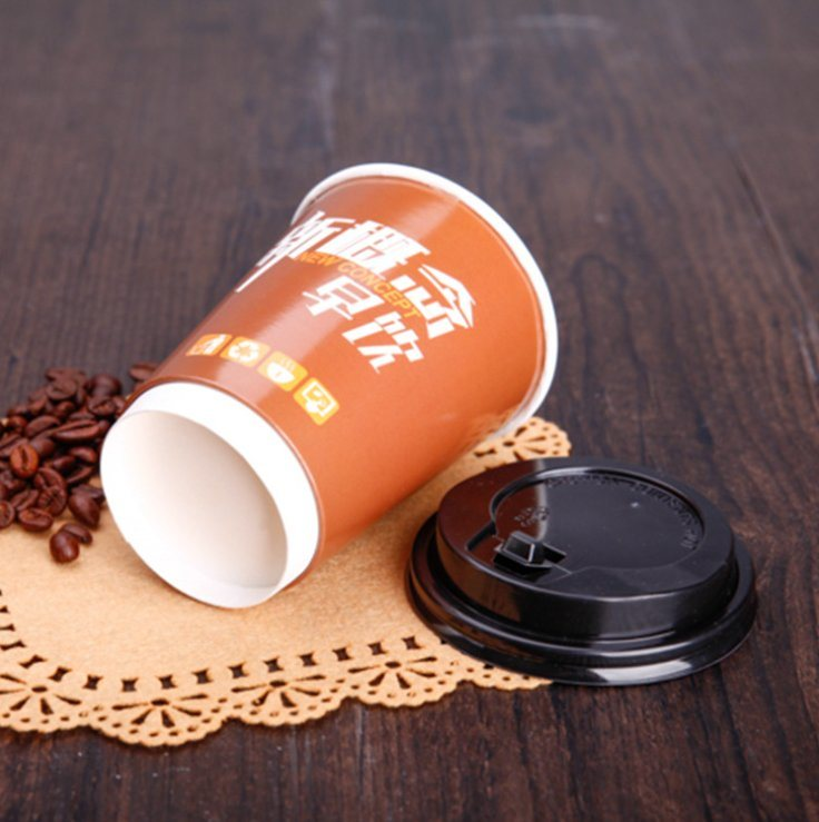 Double Wall Disposable Coffee Paper Cups pictures & photos
