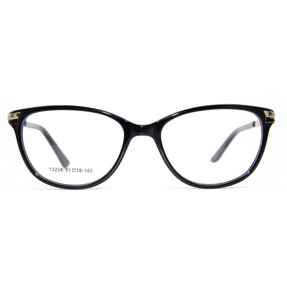 b72b538898 China Hot Sale Cat Eye Acetate Frame Two Tone Metal Optical Glasses Frame -  China Eyeglass Frame