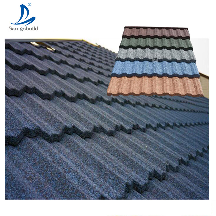 China Roofing Sheets Prices In Ghana Bronze Stone Coated Roof Tile 1kg Price Roofing Coil Sheet For Ghana Photos Pictures Made In China Com