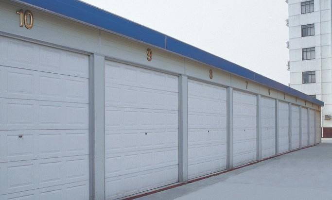 China Automatic Insulated Sectional Garage Door Manufacturer China