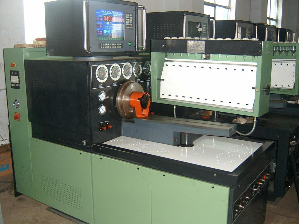 China Fuel Injection Pump Test Bench, Fuel Injection Pump Test Bench  Manufacturers, Suppliers | Made-in-China.com