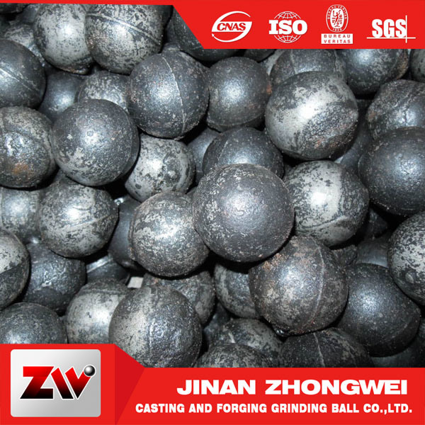 Dia 20-150mm No Deformation Grinding Media  for Ball Mill pictures & photos