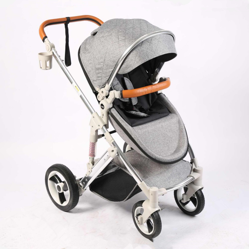 China Baby Stroller 3 in 1 Eggshell Car Seat Folding Baby ...