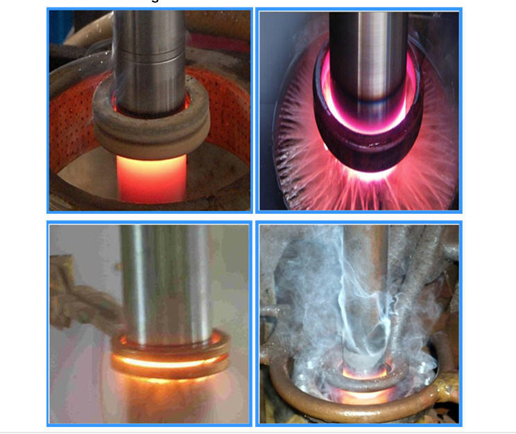 Induction Heating Machine Hardening Quenching Heat Treatment pictures & photos