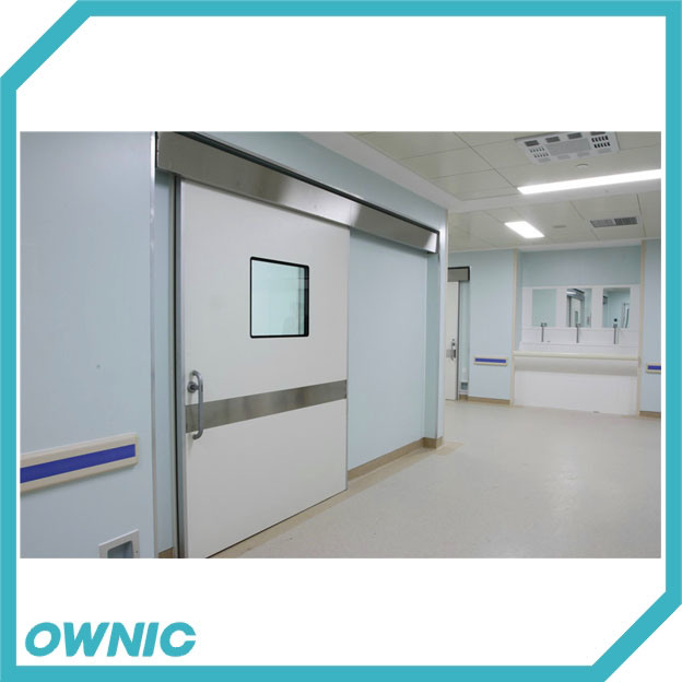 Built-in Automatic Air Tight Sliding Door for Hospital