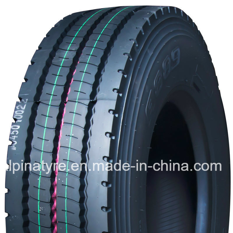 China 13r22.5 12r22.5 Straight Line Pattern All Position Tubeless ...