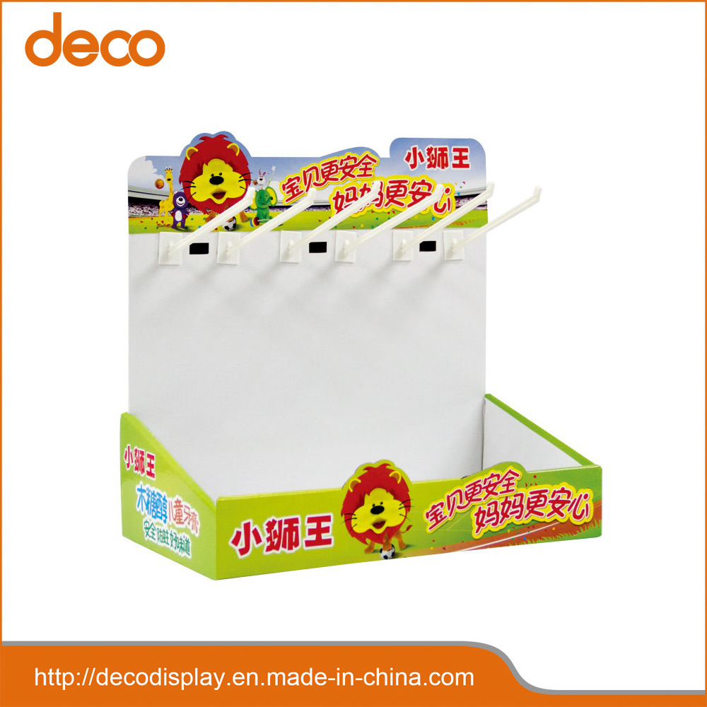Pop POS Display Cardboard Paper Display Box pictures & photos