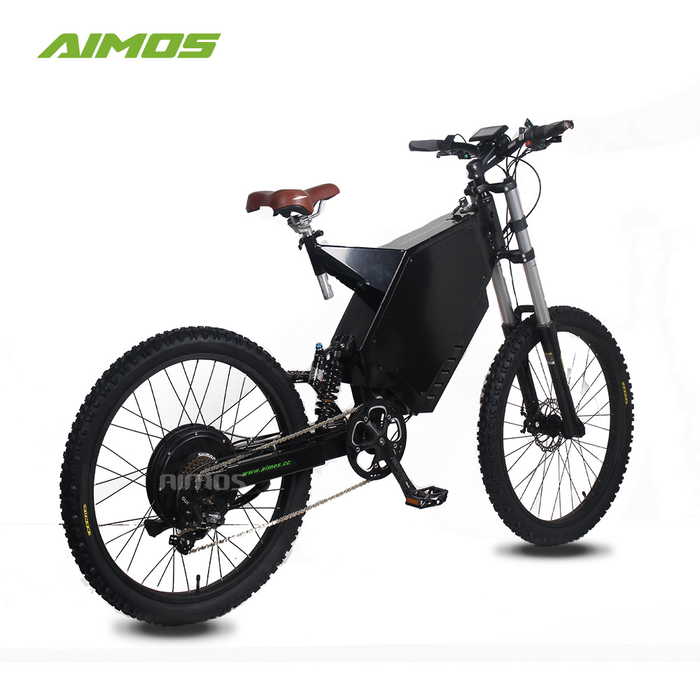 3669b9a0cc6 China The Fastest 3000W Ebike in The World with Full Suspension Big Power Electric  Bike - China Electric Bicycle, Electric Bike