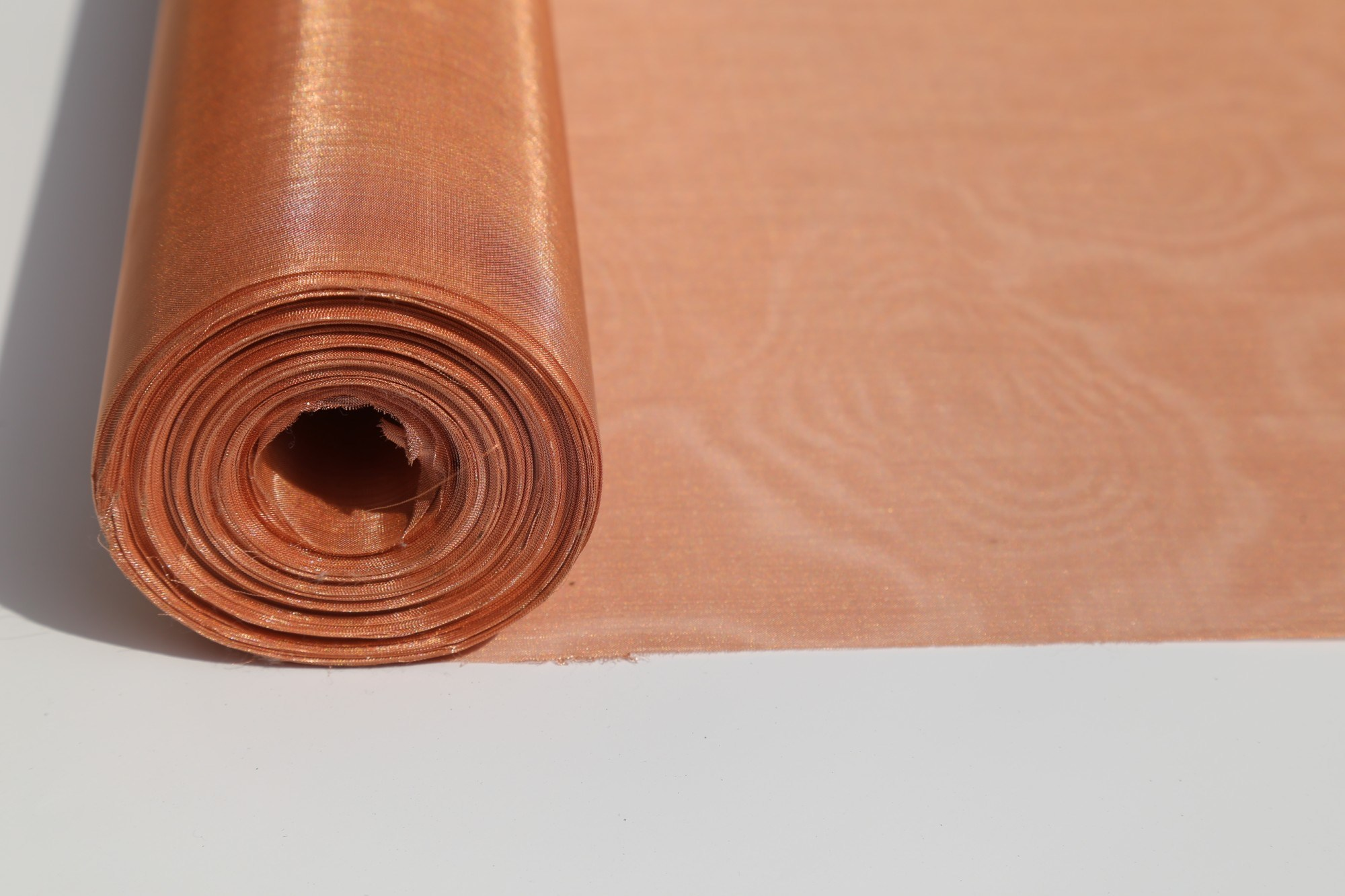 China 40 100 Micron Copper Mesh Micron Brass Cloth