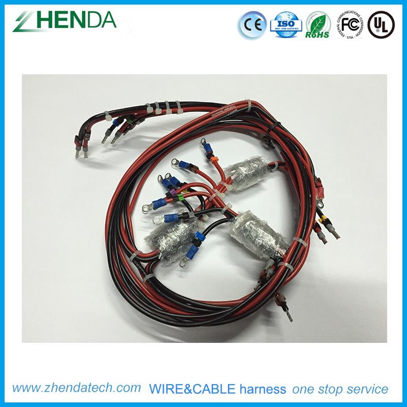 China European Australian Traveling Customized Wiring Harness - China Wire  Harness, Cable HarnessShenzhen Zhendatech Co., Ltd.