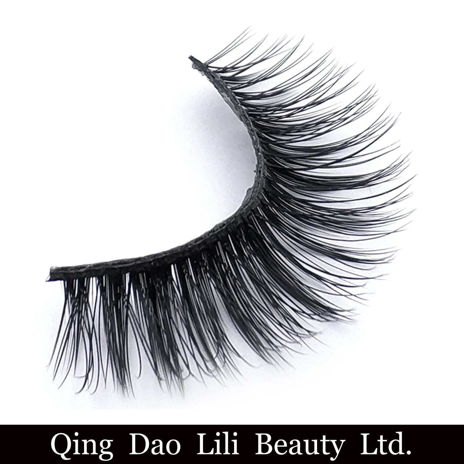 China Cheap Wholesale Pairs Silk Mink Lashes 3d Fiber Synthetic Hair