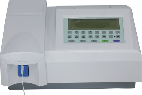 Automatic Blood Chemistry Analyzer 200 Tests/H Fully Automatic Biochemistry Analyzer with Ce pictures & photos