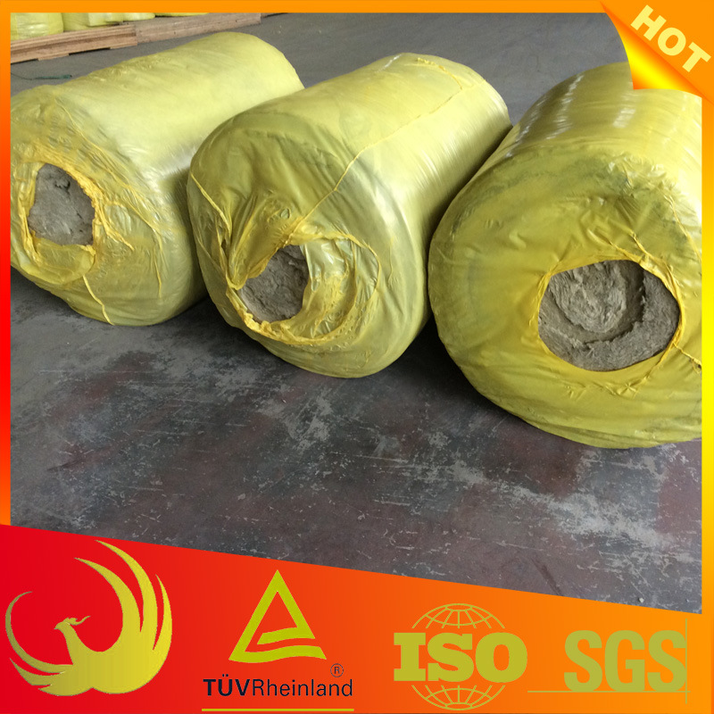 Mineral Wool Insulation Material Fireproof Blanket for Pipe pictures & photos