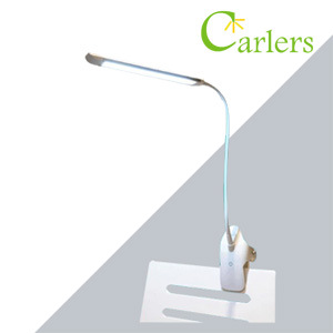 China Carlers Clamp Gripper Color Temperature Control Led Headboard Clip On Lighting In Adjule Gooseneck And Gradual Dimming