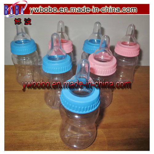 12pcs Baby Shower Baby Bottles Favours Novelty Table Decorations