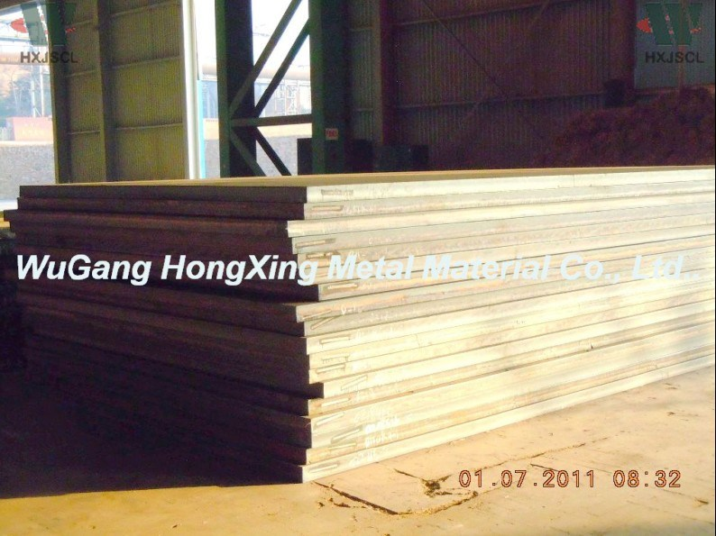 Boiler and Pressure Vessel Steel Plate A285grc pictures & photos