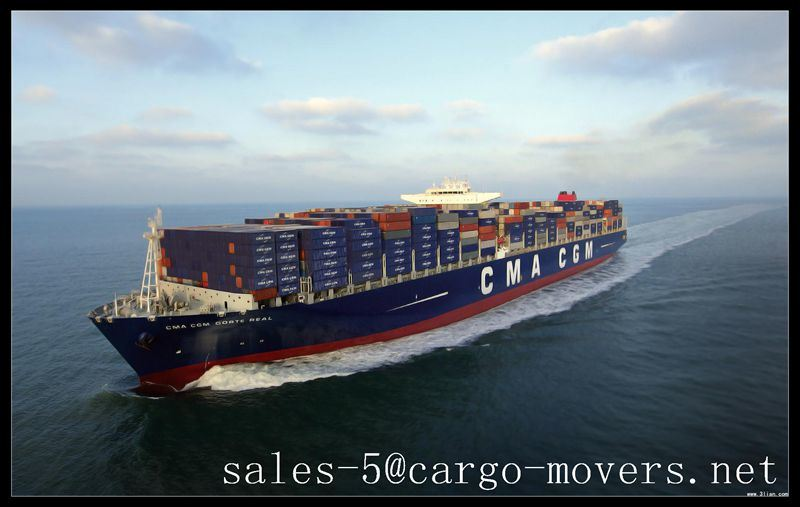 Cargo Shipping From India To Usa