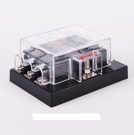 Astounding China New 6 Way Circuit Car Truck Automotive Atc Ato Blade Fuse Box Wiring 101 Akebretraxxcnl