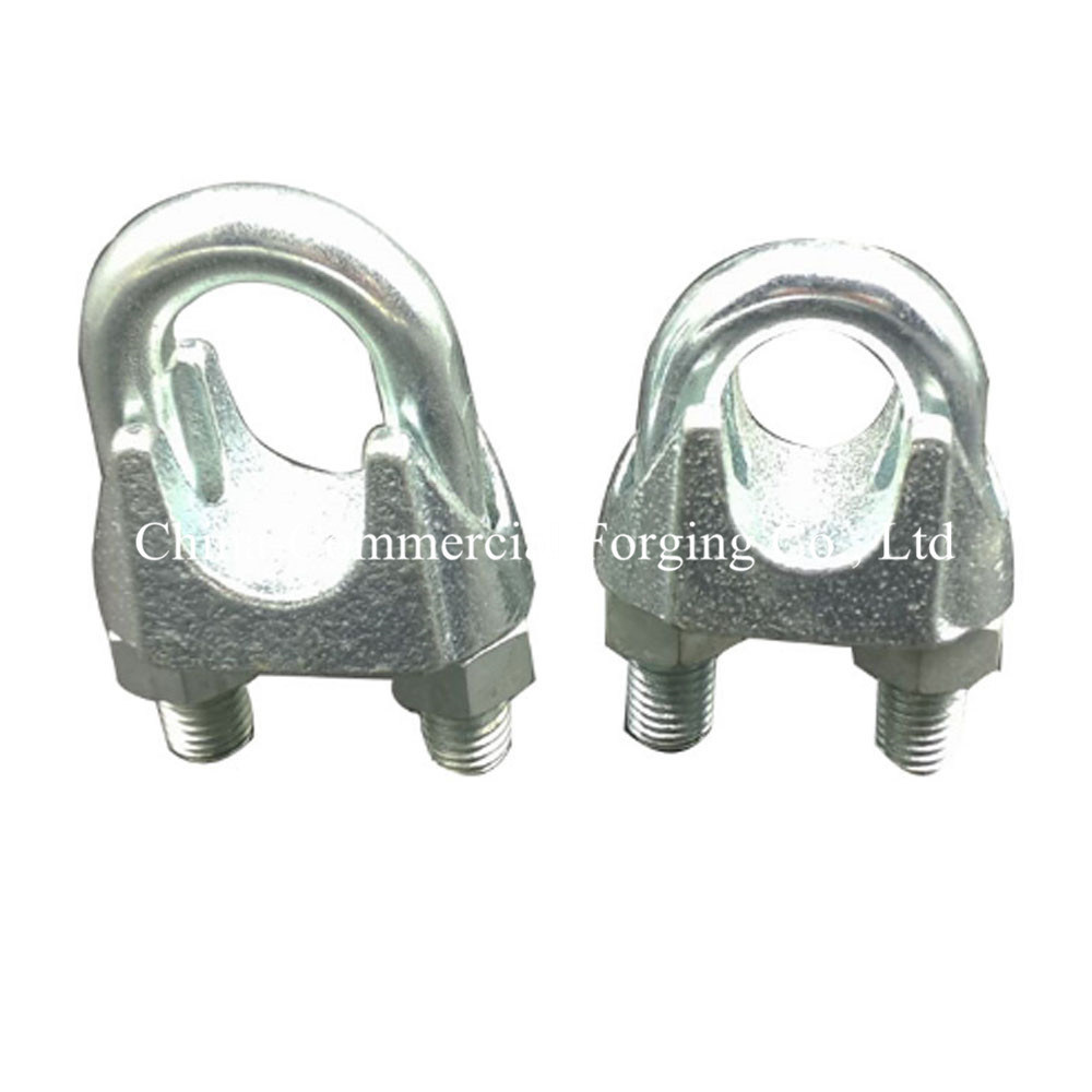 China Steel Rigging Hardware Us Type Heavy Duty Wire Rope Clips ...
