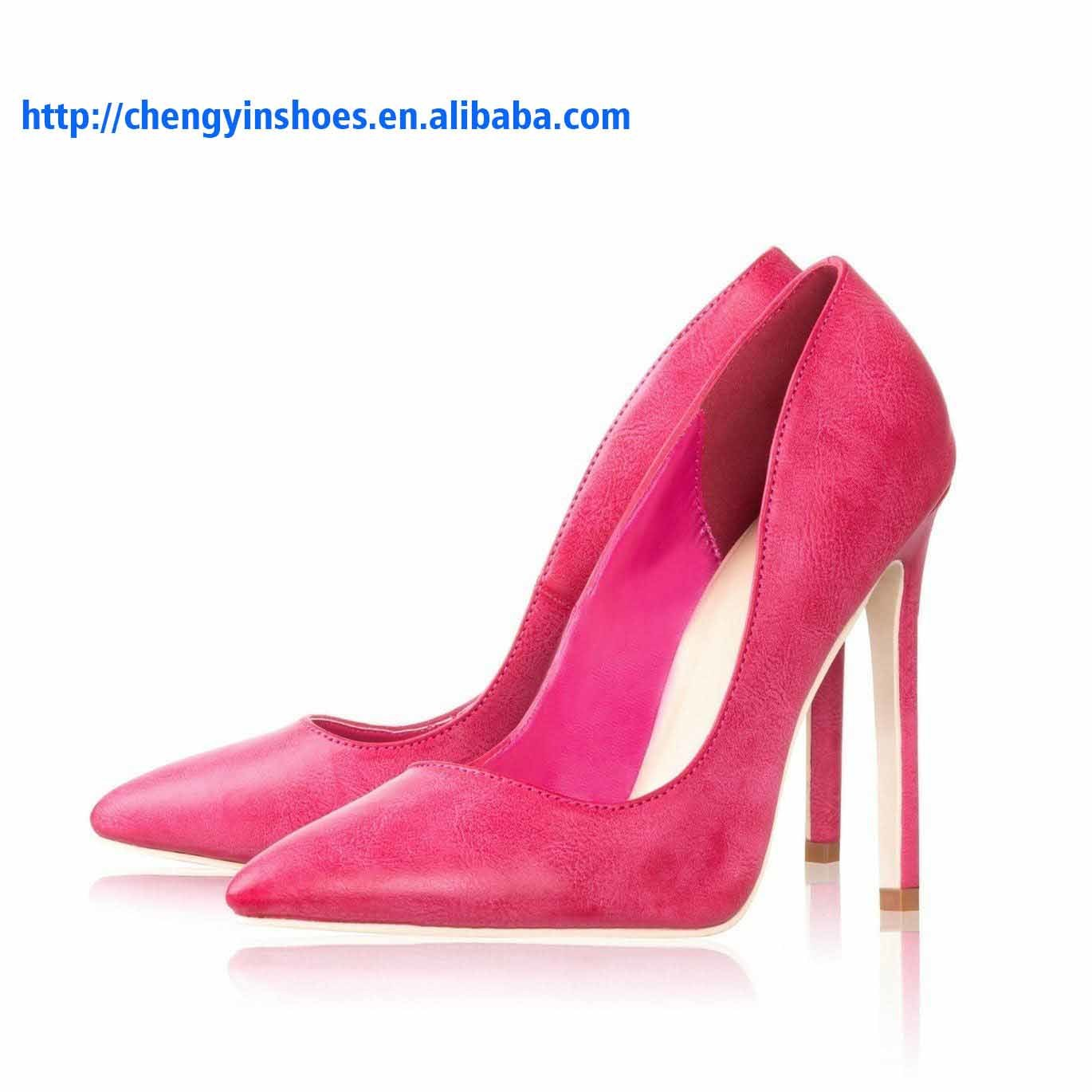 109bdd2a448 Chinese Wholesale Suppliers White Wedding 14cm High Heel Shoes Woman ...