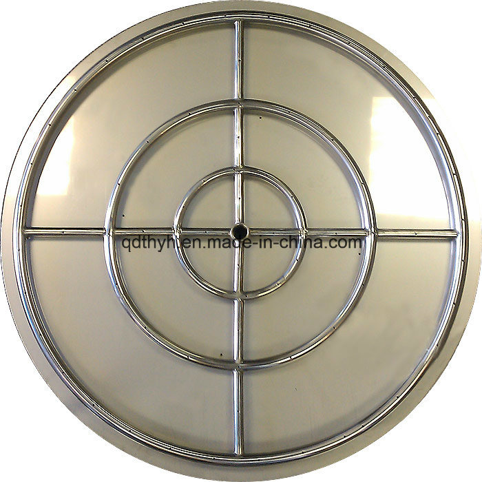 Hot Item 48 Inch Stainless Steel Fire Rings For Fire Pit Fire Burner