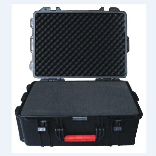 Sturdy and Strong ABS Tool Case with Wheels and Trolley