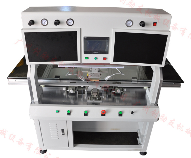 China LCD/LED Single and Double Head Ocf Acfbonding Machine