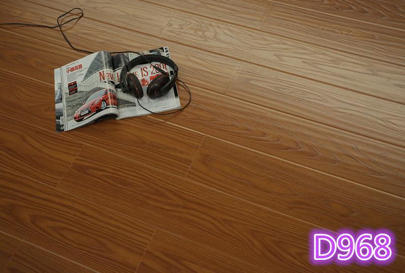China Hdf 12mm Eir Laminate Flooring Sound Absorbing Laminate Wood